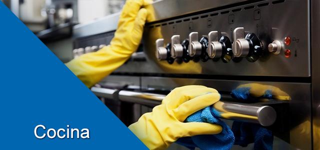 Ocho zonas críticas en la limpieza de la cocina