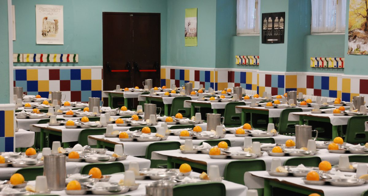 Buenas prácticas en las cocinas de los colegios