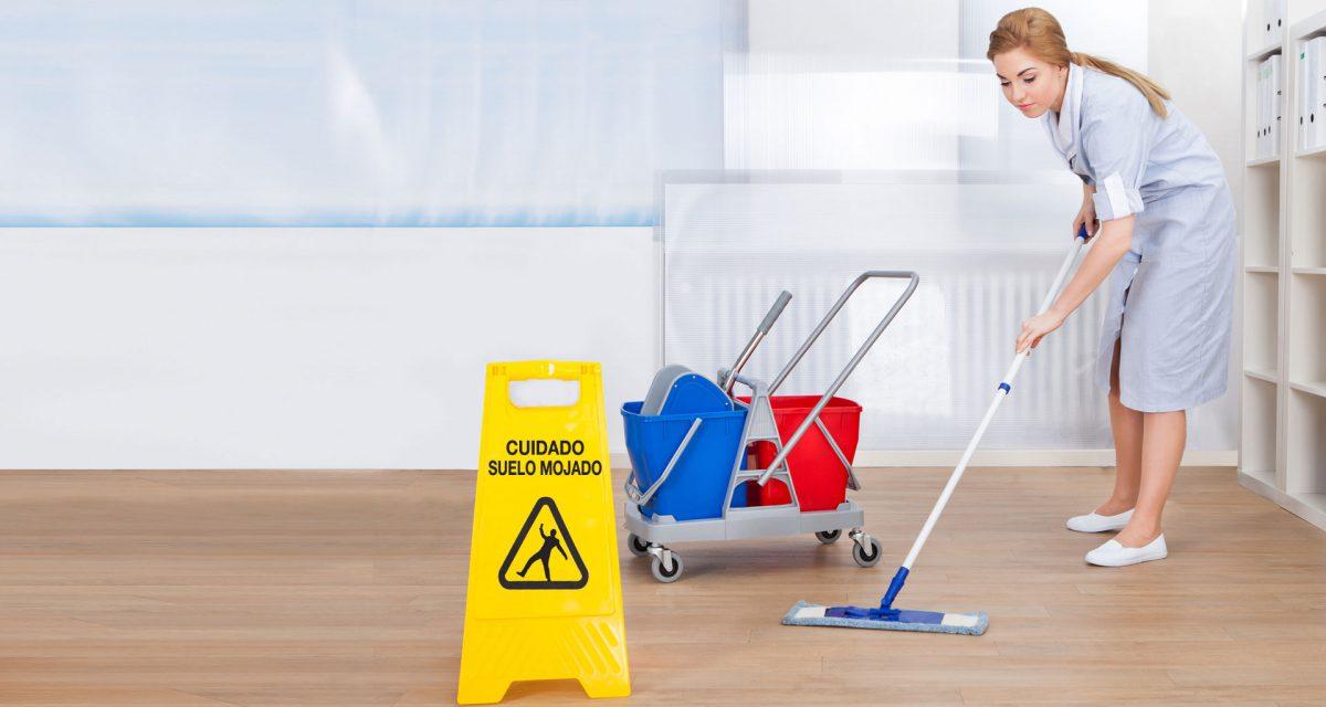 La importancia de la formación de los trabajadores de la limpieza