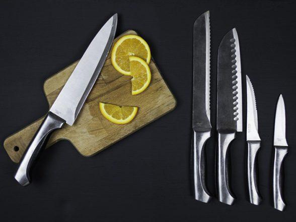 ¿Cómo elegir el mejor cuchillo?