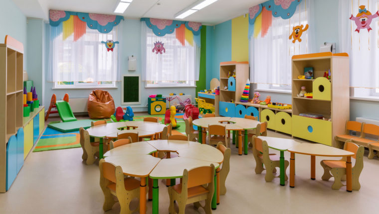 Limpieza en colegios y centros educativos
