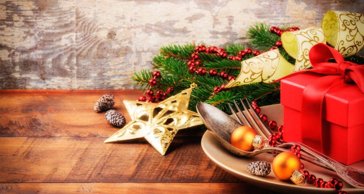 Libérate de las intoxicaciones alimentarias en Navidad