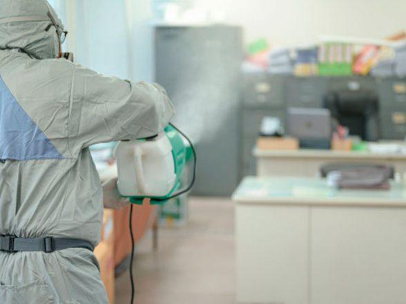 Ozono, desinfección y coronavirus