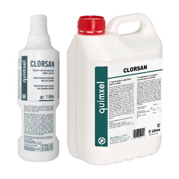 Desinfectante Sanitario Clorsan