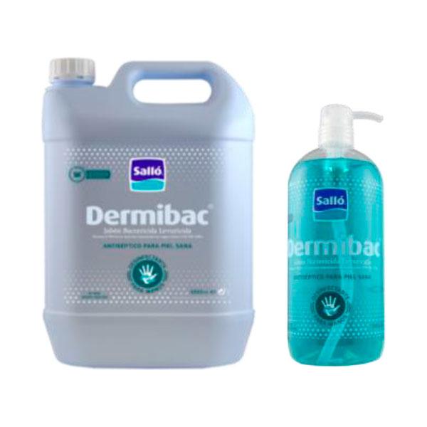 Jabón antiséptico Dermibac