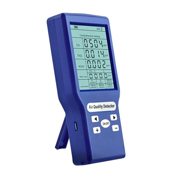 Detector de dióxido de carbono portátil