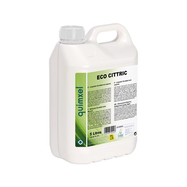 Eco Citric Detergente sin espuma