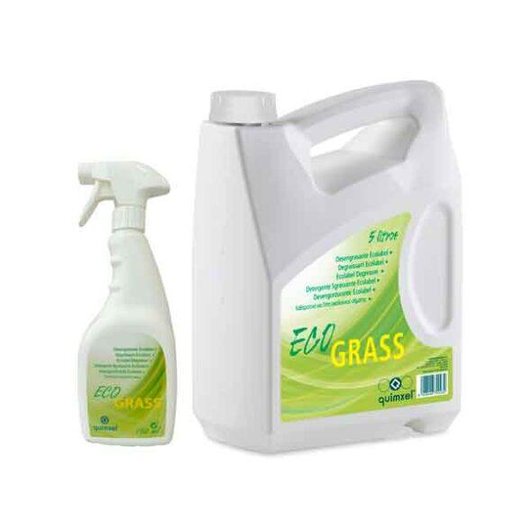 Eco Grass desengrasante suciedades