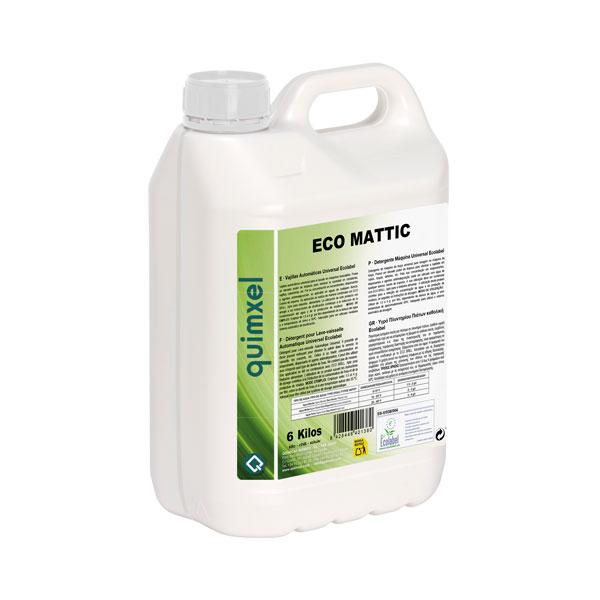 Eco Matic limpia vajillas automáticos