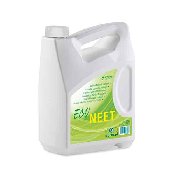 Eco neet limpia vajillas manual