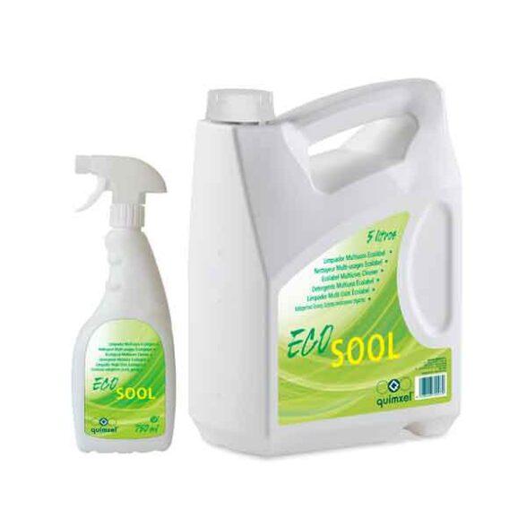 Eco Sool limpiador multiusos