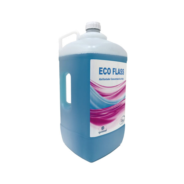 Eco Flass abrillantador concentrado