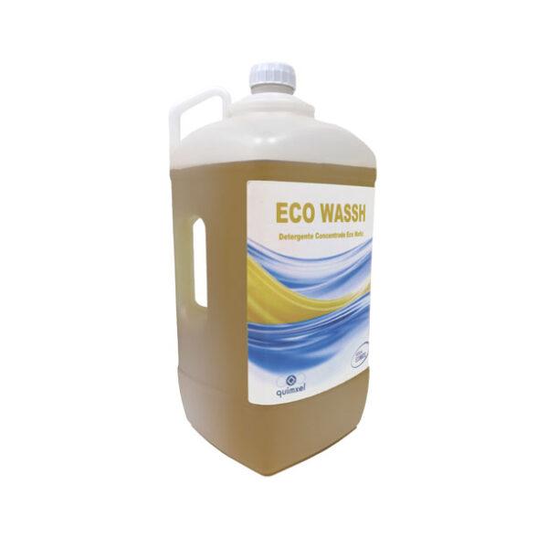 Eco Wassh detergente concentrado