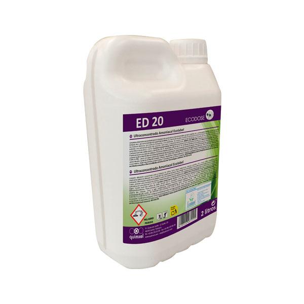 ED20 ultraconcentrado amoniacal