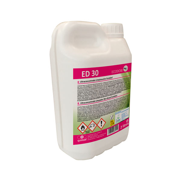 ED30 ultraconcentrado limpiasuelos