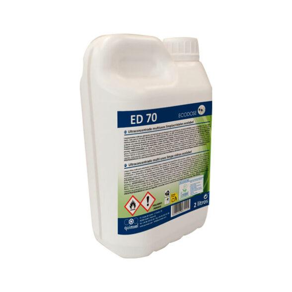 ED70 ultraconcentrado limpiacristales