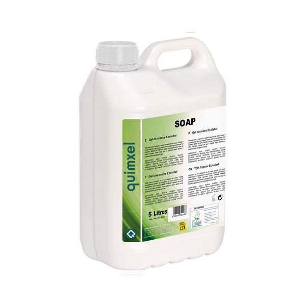 Eco Soap gel de manos uso frecuente